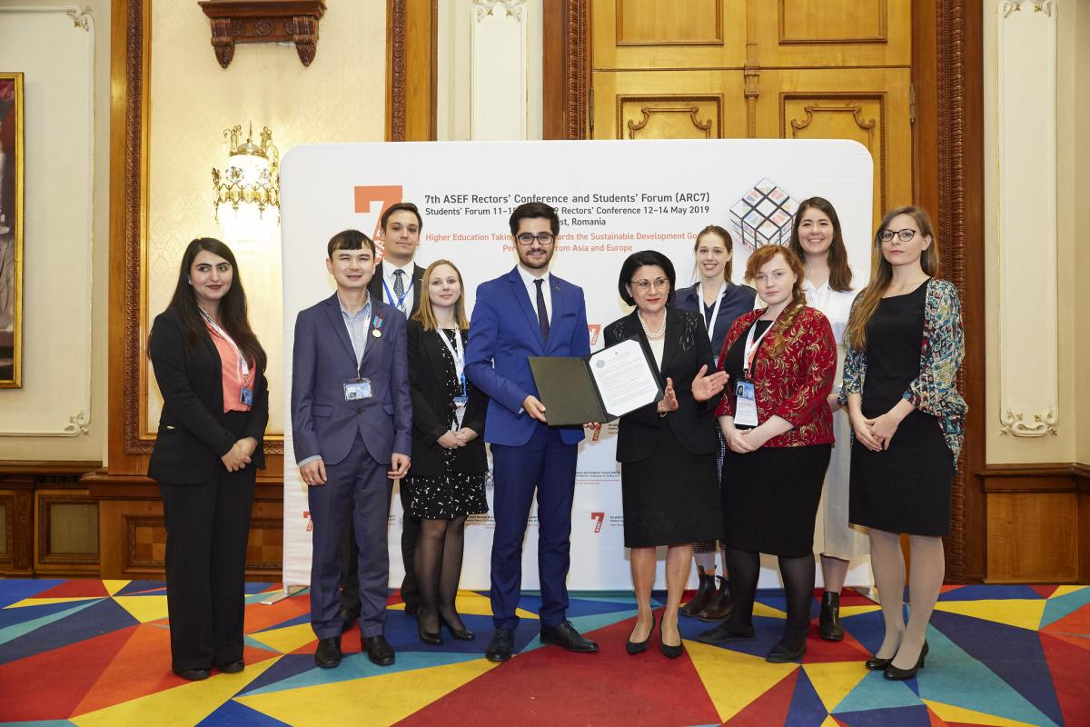 ESN at the 7th Asia-Europe Meeting of Education Ministers and ASEF